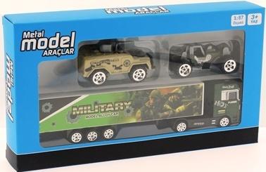 Aktaş Oyuncak Model&Metal Araçlar Renkli